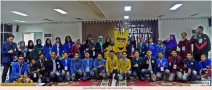 Fakultas Teknik Unand Selenggarakan IndFest 2016